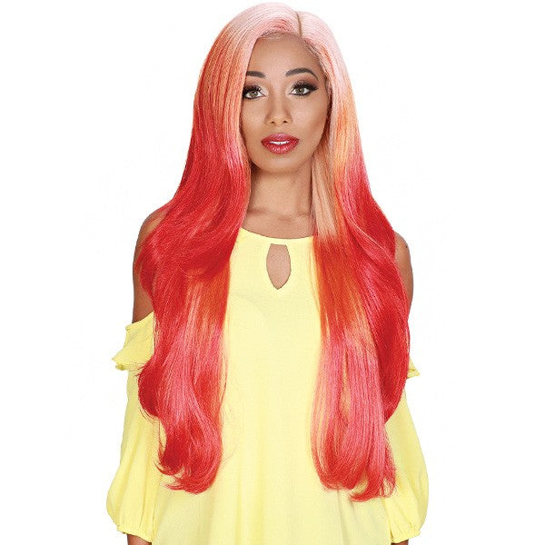 Zury Sis Beyond Synthetic Hair Lace Front Wig - BYD LACE H ARU