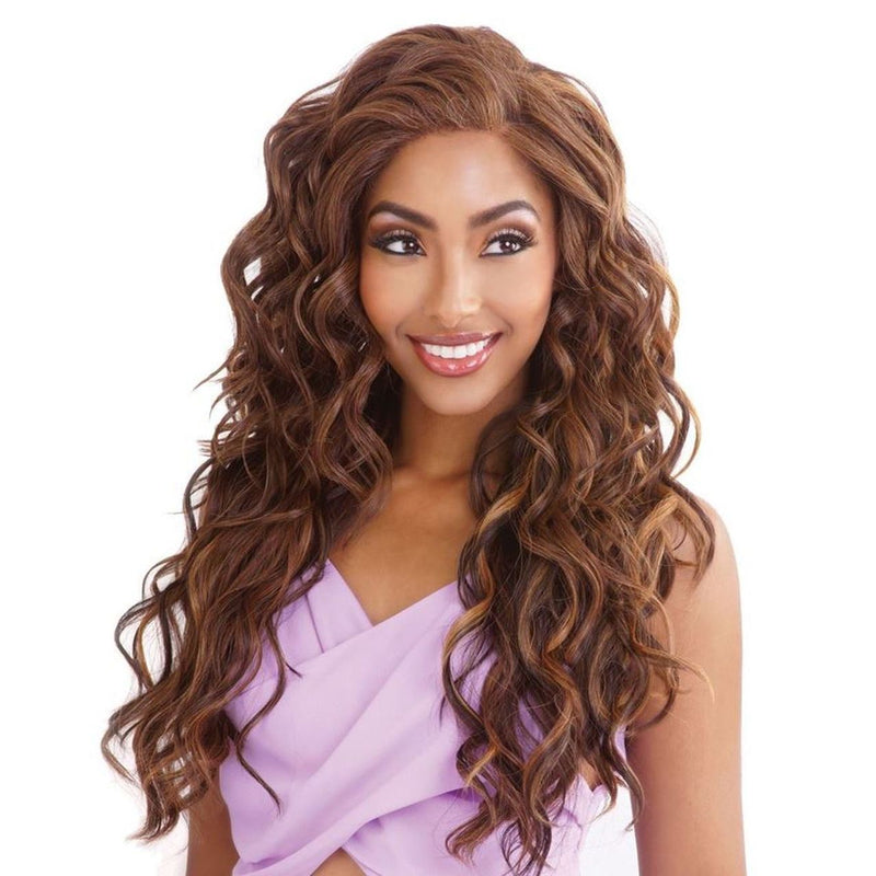 Mane Concept Brown Sugar 13 x 4 Frontal Lace Wig BSF 12