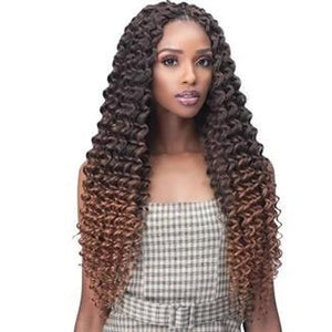 Bobbi Boss African Roots Crochet Braid - 2X BRAZILIAN DEEP CURL 20