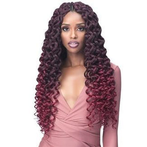 Bobbi Boss African Roots Crochet Braid - 2X BRAZILIAN GOGO CURL 20