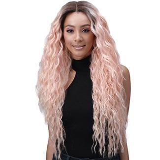 Bobbi Boss Human Hair Blend Lace Front Wig - MBLF280 IVANA