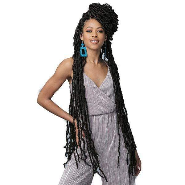 Bobbi Boss African Roots Pre-Loop Braid - NU LOCS 36""