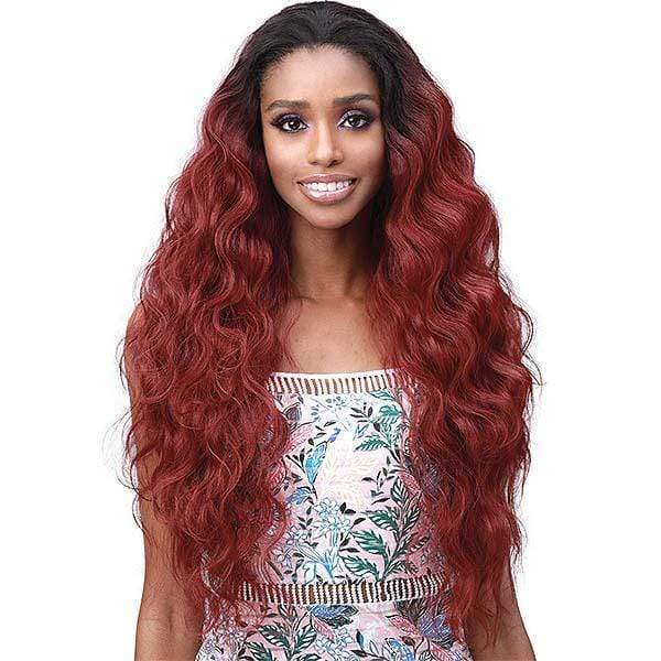 Bobbi Boss Miss Origin Human Hair Blend Full Cap Wig - MOGFC001 BODY WAVE