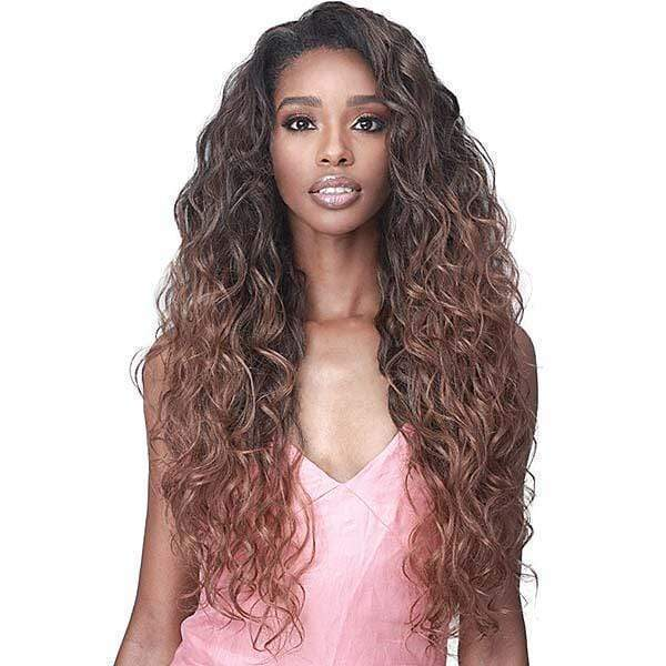 Bobbi Boss Miss Origin Human Hair Blend Full Cap Wig - MOGFC008 LOOSE DEEP