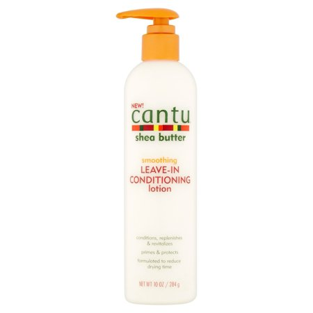 Cantu Smoothing Leave-In Conditioning Lotion, 10 oz