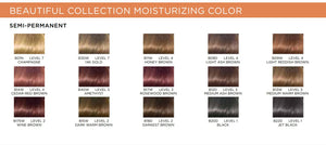 Clairol Beautiful Collection Semi-Permanent Hair Color