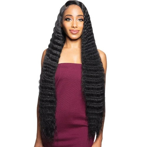 Zury Sis Beyond Synthetic HD Lace Front Wig - Crimp 34""