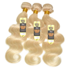 The Gold Bundle Platinum Blonde - Body Wave SET