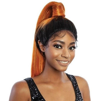 Mane Concept Synthetic Red Carpet Blunt Pony Lace Front Wig - RCBP01 - DOLL BLUNT