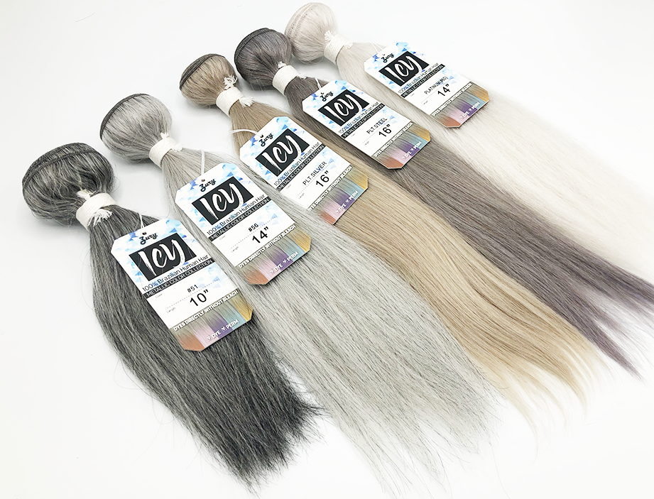 ICY Brazilian 100% Human Hair by Zury Hollywood
