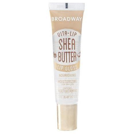 Broadway Vita-Lip Clear Lip Gloss - Shea Butter