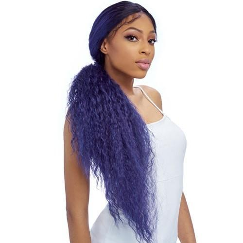Harlem 125 Ultra HD Sleek Ponytail Lace Wig - LH012