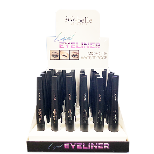 Micro Tip Liquid Eye Liner by Iris Belle Cosmetics