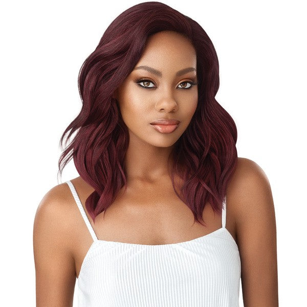 OUTRE SYNTHETIC QUICK WEAVE HALF WIG - LUCIA
