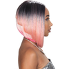 Zury SIS Synthetic Hair Slay Lace Front Wig Slay Blunt-LACE H MULA