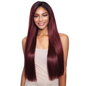 "Mane Concept Synthetic Red Carpet Premiere 13"" x 6"" Full Lace Front Wig – RCF603 Riesling"