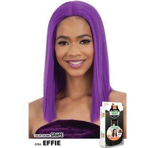 Model Model 5 Inch Center Deep Lace Part Wig - EFFIE