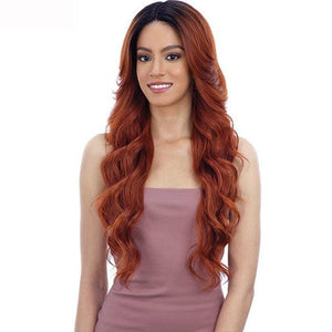 Model Model Synthetic Lace To Lace 6-Inch Part Lace Front Wig – Lottie