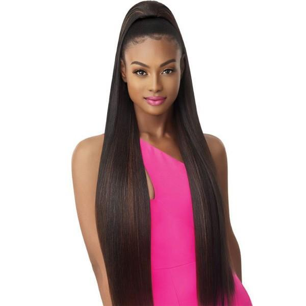 Outre Premium Synthetic Pretty Quick Ponytail Nadirah 32""