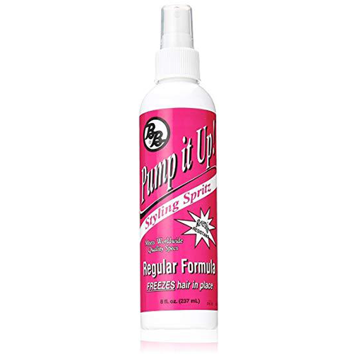 Bronner Brothers Pump It Up Styling Spritz, 8 Oz