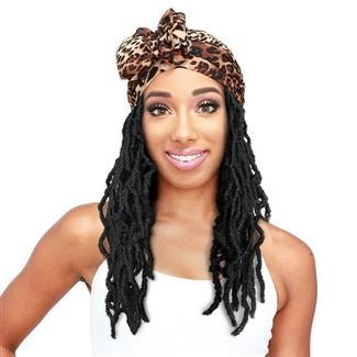 Zury Sis Synthetic Hair Scarf Wig - SF-WIGGLE LOC
