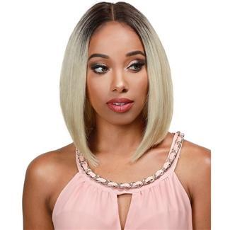 Zury Sis 100% Brazilian Virgin Remy Human Hair Lace Front Wig - HRH BRZ LACE GETTY