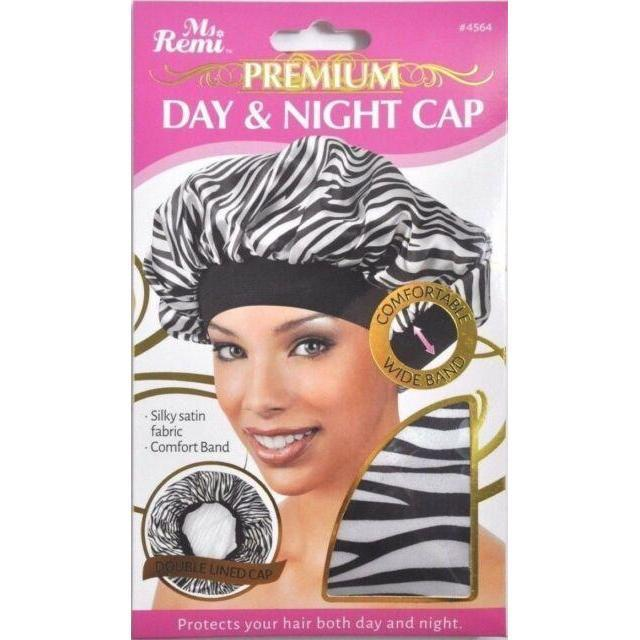 Annie Premium DELUXE DAY & NIGHT ZEBRA CAP #4564