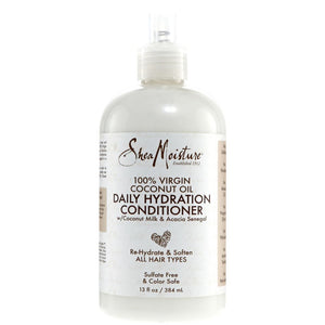 Shea Moisture Coconut & Acacia Senegal  Daily Hydration Conditioner 13oz