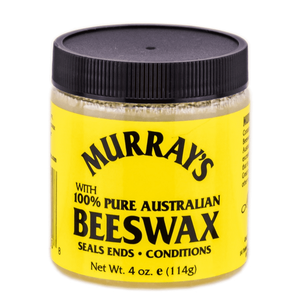 Murray's Yellow 100% Pure Australian Beeswax 4 oz