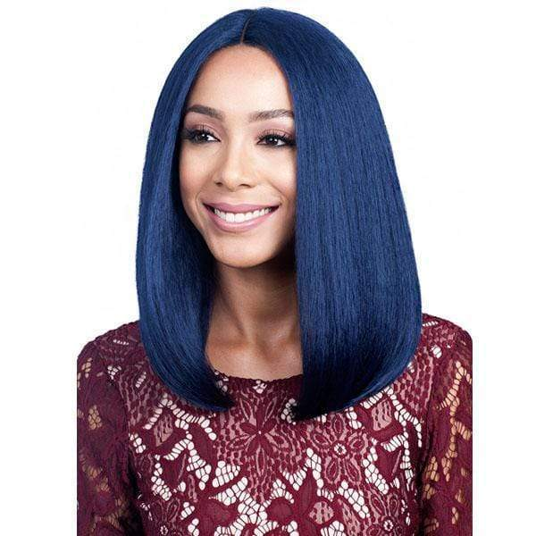 Bobbi Boss Human Hair Blend Lace Front Wig - MBLF90 JUBA
