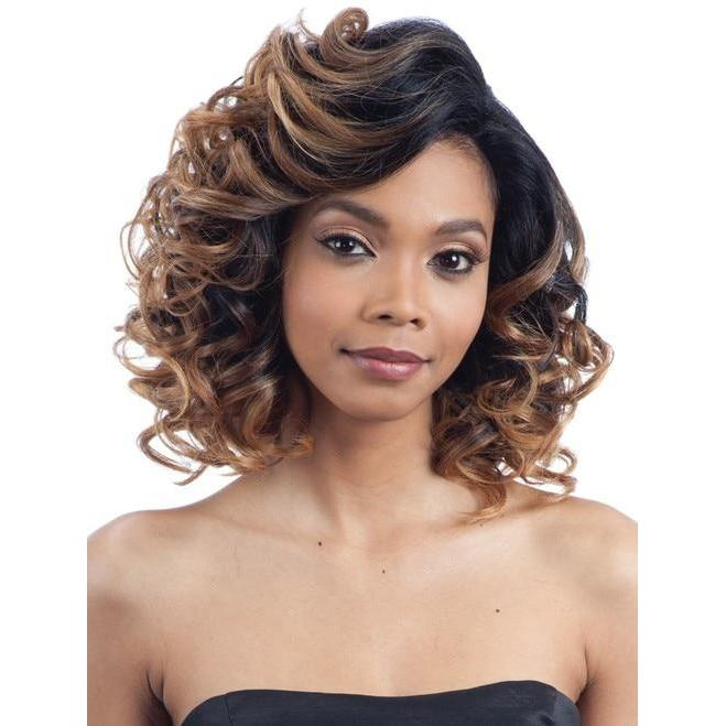 Model Model Artist Human Hair Mastermix Lace Front Wig AT-212