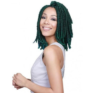 "Bobbi Boss - Bomba Dreadlocks Faux Locs SOUL 3pcs (8"" 10"" 12"")"