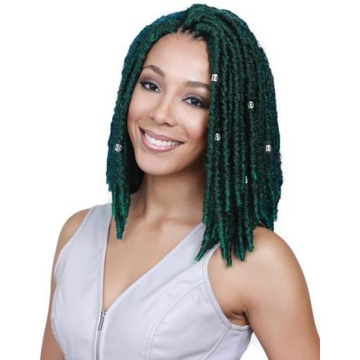 Bobbi Boss - Bomba Dreadlocks Faux Locs SOUL 3pcs (8