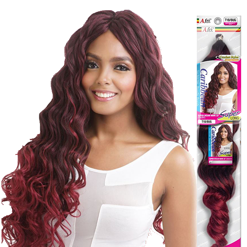 Afri-Naptural Caribbean Bundle Super Ocean Wave 22