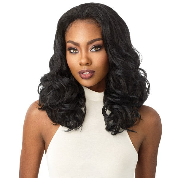 Outre Synthetic Half Wig Quick Weave - TARAJI