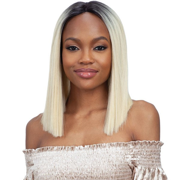 MAYDE BEAUTY SYNTHETIC INVISIBLE LACE PART WIG - TESSA