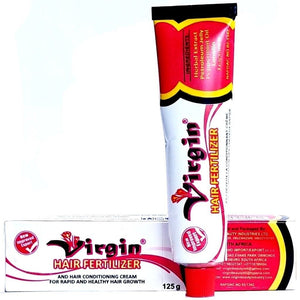 Virgin Hair Fertilizer Anti Dandruff and Hair Conditioning Cream 125g - 1 Pack
