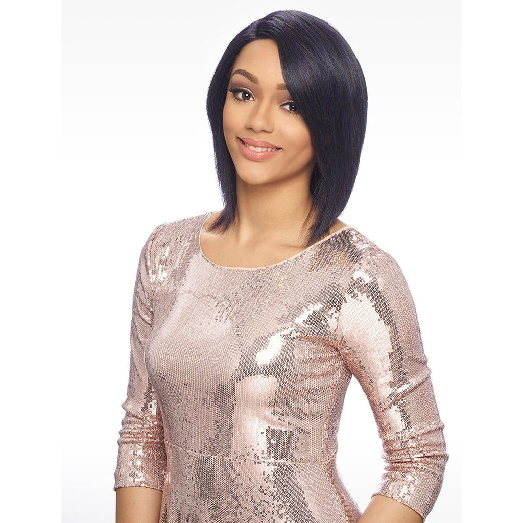 Harlem 125 Swiss Deep Part Lace Front Wig - LSD79