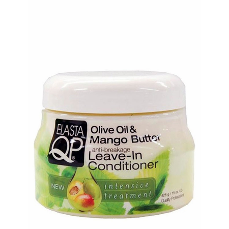 Elasta QP Olive Oil Mango Butter Conditioner 15oz