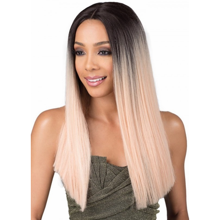 Bobbi Boss Yara Long Lace Front Wig Synthetic