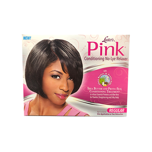 Pink® 2-Application Conditioning No-Lye Relaxer System Regular or Super