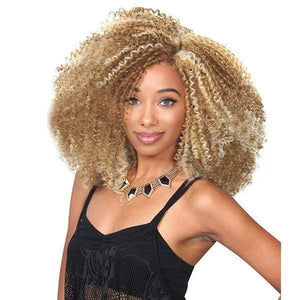 Zury Sis Naturali Star Synthetic Hair Lace Front Wig - NAT LACE H 4A GEM