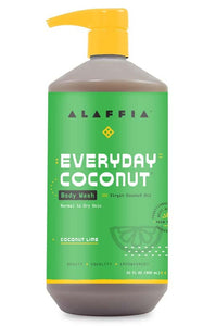 EveryDay Coconut Body Wash - Coconut Lime