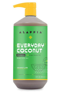 EveryDay Coconut Shampoo - Coconut Lime