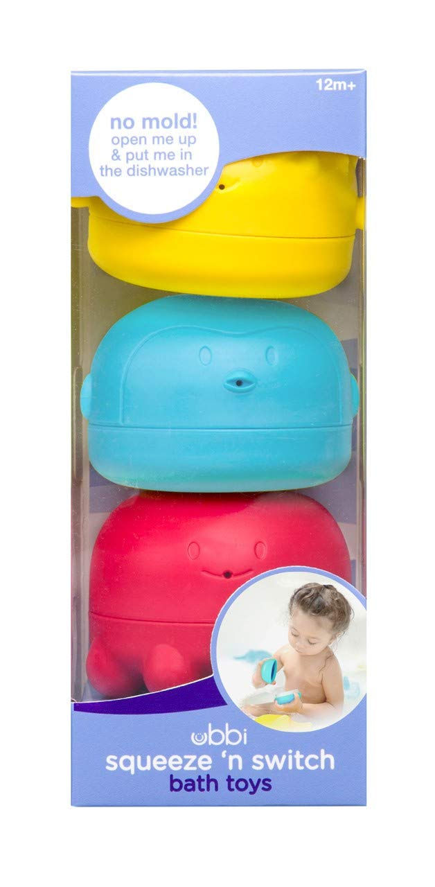 Squeeze and Switch Bath Toy