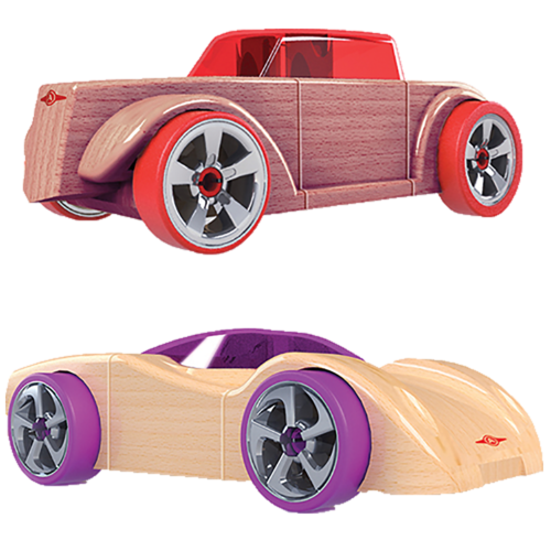 Automoblox Mini 2 Pack