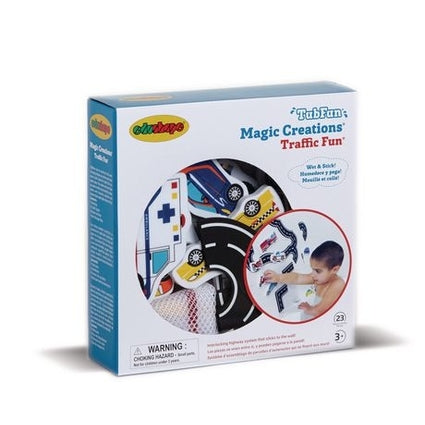 Magic Creations Wet and Stick Bath Kits