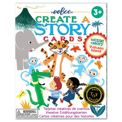 """""""Create a Story"""" Cards"""