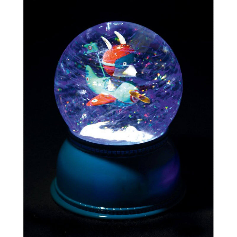 Snow Globe Light Nights