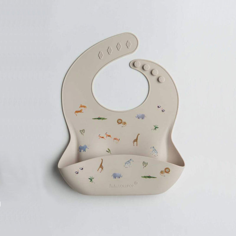 LouLou Lollipop Silicon Bibs